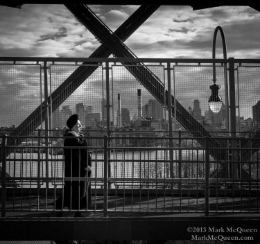 Williamsburg Bridge, New York City Photographer Mark McQueen