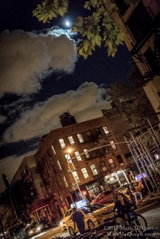 NYC: The East Village at Night