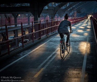 Williamsburg Bridge: NYC Street Photography