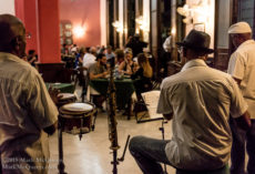 Live music is everywhere in Havana Cuba