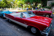 Havana: A virtual classic car museum