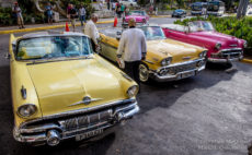 """Chebbies"": Cubans' name for classic cars"