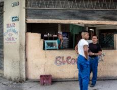 Bar/Cafeteria in Havana Cuba